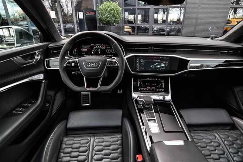 Audi RS6 DYNAMIC PLUS+CARBON+B&0 ADV.+ALC.HEMEL NP.254K afbeelding 2
