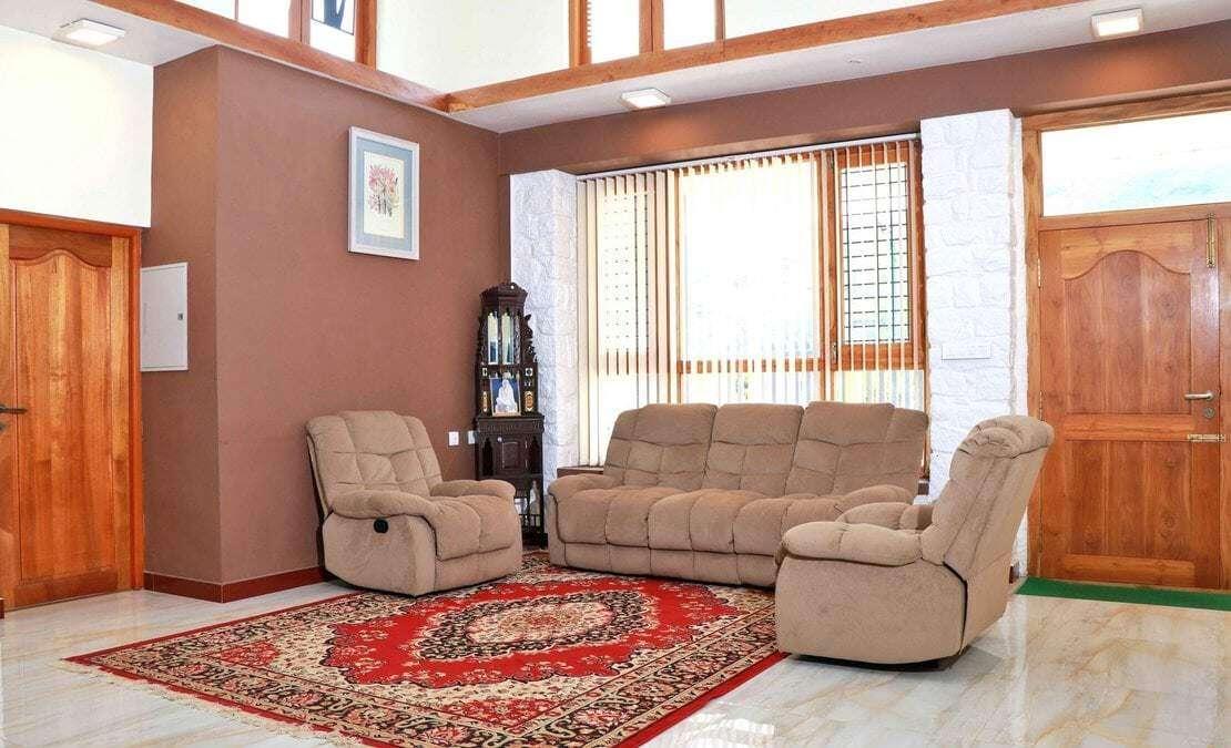 Jade Greens House Kattabettu Living room