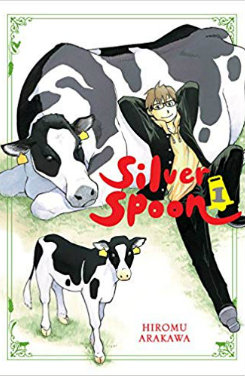 Silver Spoon: vol. 1