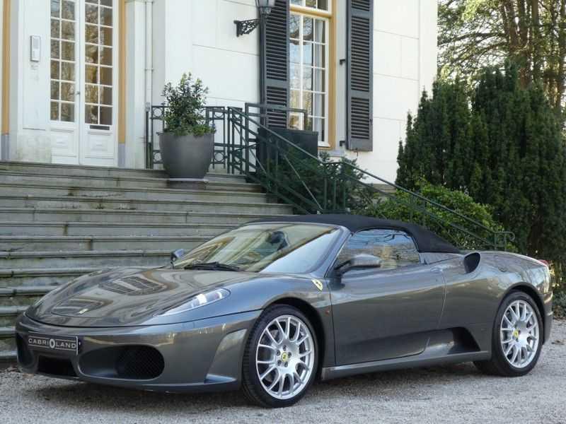 Ferrari F430 4.3 V8 Spider F1, org. NL-auto afbeelding 21