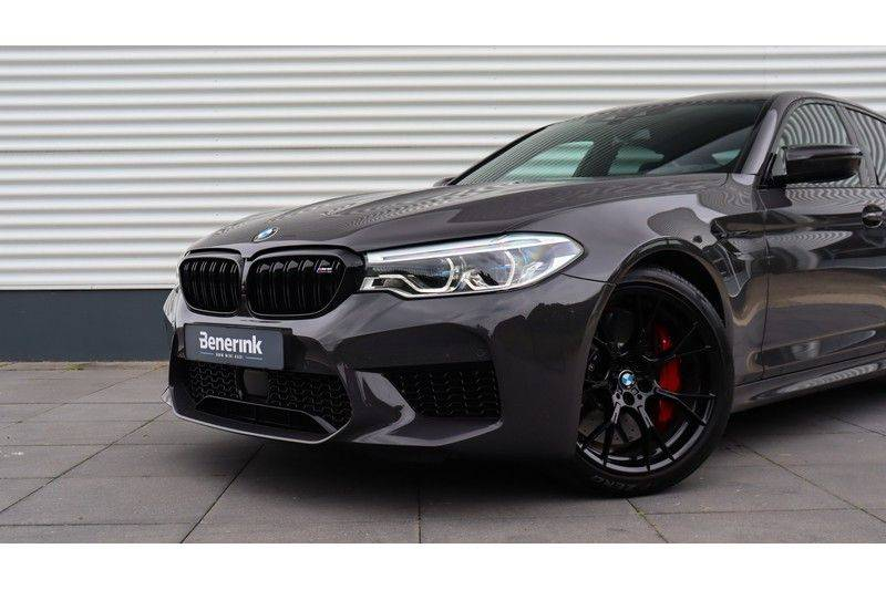 BMW 5 Serie M5 Competition Individual, Akrapovic uitlaat, B&W Sound, Carbon afbeelding 24