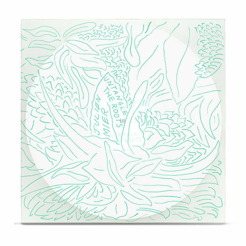 Julien Mier - Untangle the Roots artwork