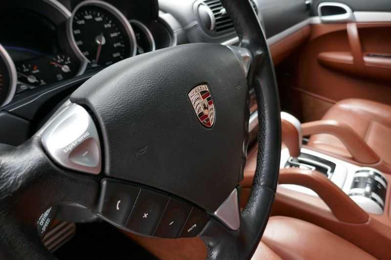Porsche Cayenne 4.8 Turbo 500pk afbeelding 23