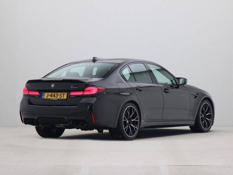 BMW M5 Competition afbeelding 9