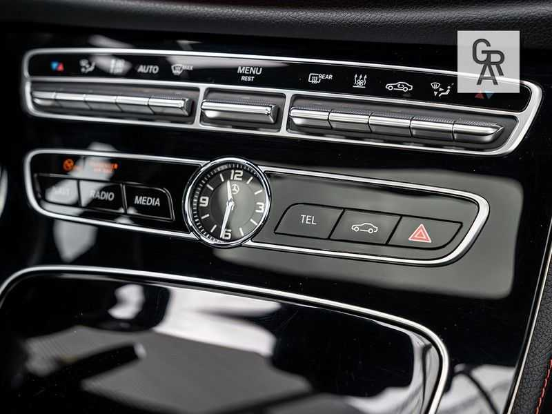 Mercedes-Benz E-Klasse 43 AMG-klasse 43 AMG 4Matic Premium Plus afbeelding 21
