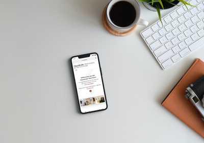 Hausärzte Wehrheim Neuentwicklung bestehender Website Projekt Screenshot