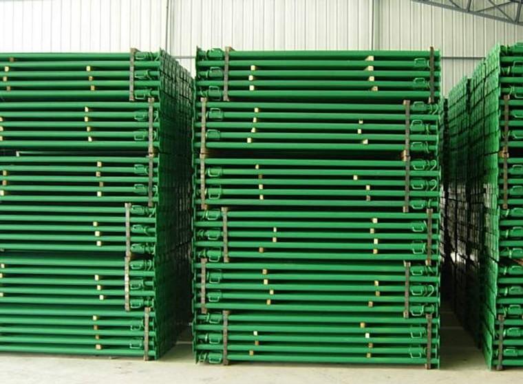 Shoring acrow props warehouse