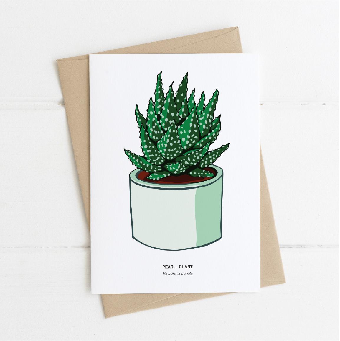 Pearl Plant A7 card