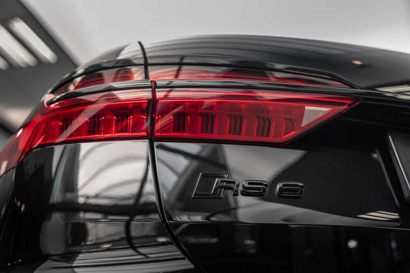 Audi A6 Avant RS 6 TFSI quattro Akrapovic B&O Panoramadak afbeelding 16