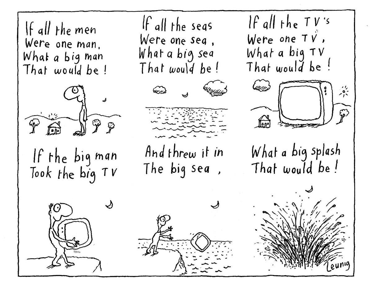 leunig cartoons splash