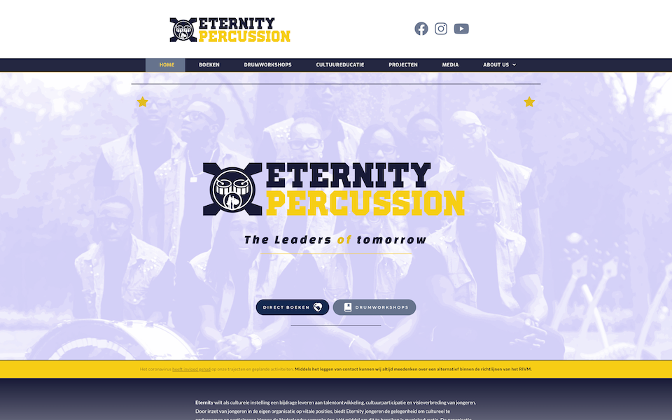 Eternity Percussion