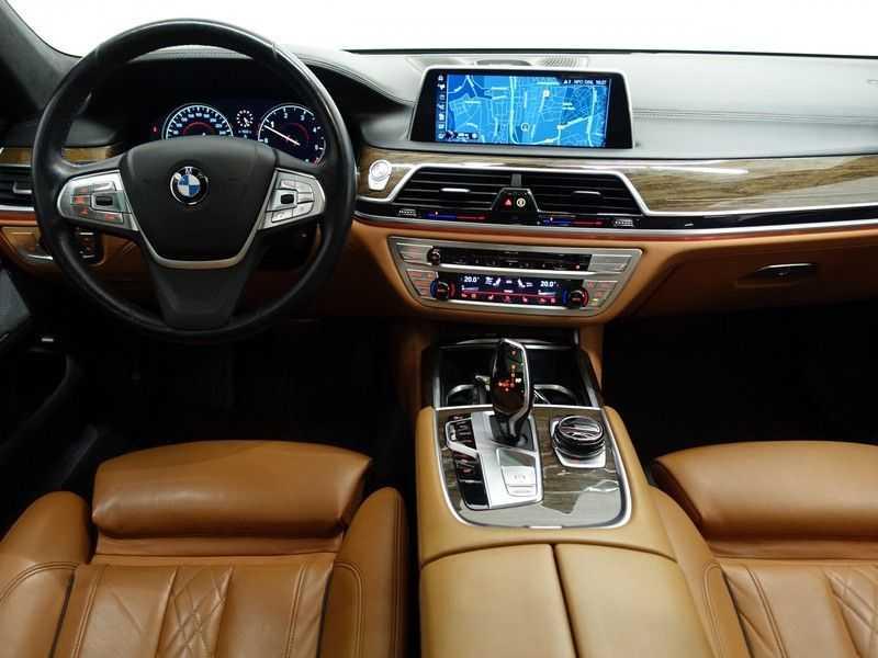 BMW 7 Serie 730d XDrive M-Sport Individual 266pk Aut- Alle mogelijke optie's- nwpr 153.866,- afbeelding 20