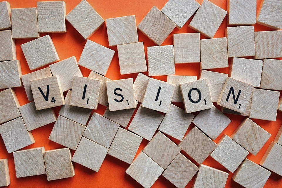 Use long term vision to guide your strategic planning