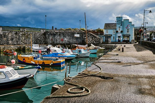Chauffeur Me Tour Location - Carnlough Harbour