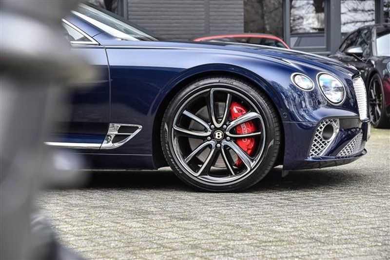 Bentley Continental GTC W12 CENTENARY+MULLINER+MASSAGE+HEADUP afbeelding 21