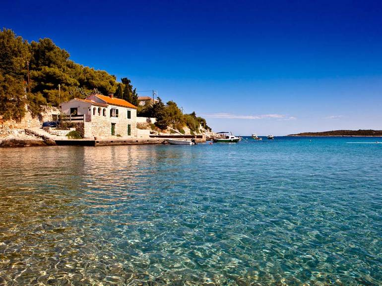 Croatia Sailing and Seeing It All on Sipan