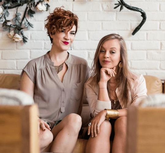 Emily Thompson and Kathleen Shannon