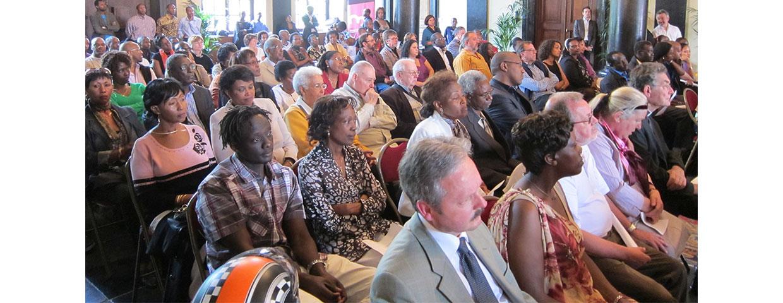 Commémoration officielle  du génocide des Tutsi au Rwanda