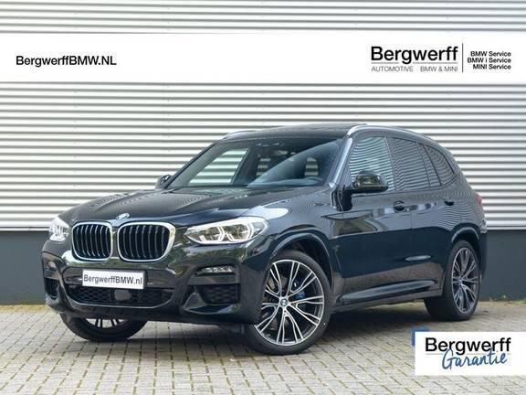 BMW X3 xDrive30i High Executive - M-Sport - Panorama - Trekhaak - Memoryzetels - ACC