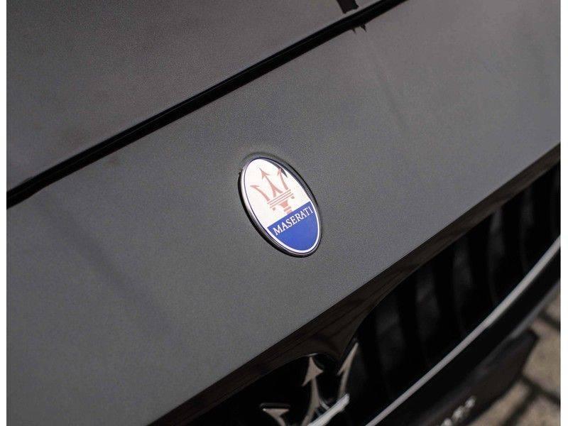 Maserati GranCabrio 4.7S *Grigio Maratta*Bose*Nieuwstaat!* afbeelding 19