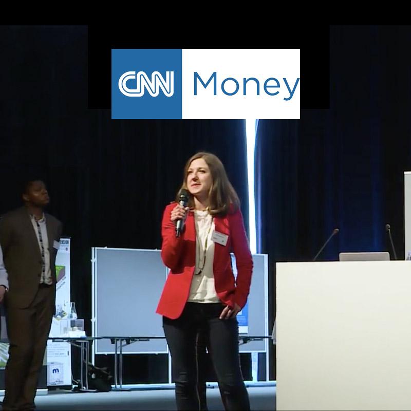 Resistell at CNN Money