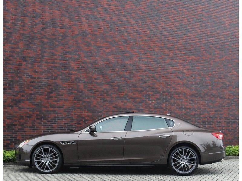 Maserati Quattroporte 3.0 S Q4 *BTW*Schuifdak*Camera*1e eig* afbeelding 22