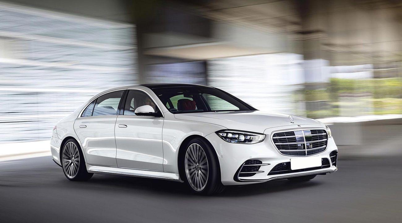 Mercedes-Benz Range