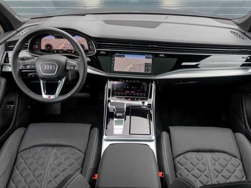 Audi Q7 60 TFSI e quattro Competition | Head Up Display | Assistentiepakket Tour/City | Pano.Dak | Stoelventilatie/Massage | S-Sportstoelen | Bose Premium Sound afbeelding 15