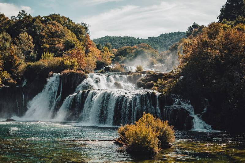 Why You NEED To Visit Krka National Park While Travelling Croatia