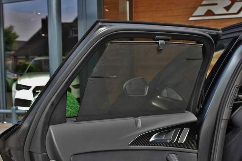 Audi RS6 4.0 V8 560pk Quattro **Carbon in.ext./HUD/Pano.dak/ACC/Bang.Olufsen** afbeelding 19