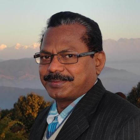 Dr P Dharmalingam