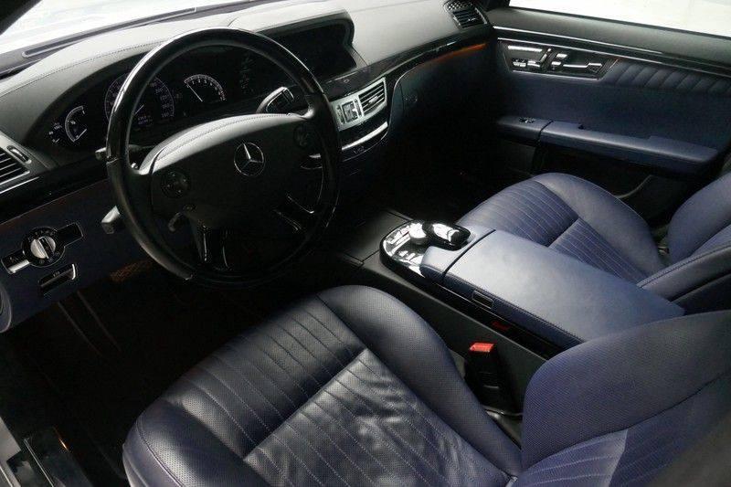 Mercedes-Benz S-Klasse 600 GUARD VR7 Pantser afbeelding 15