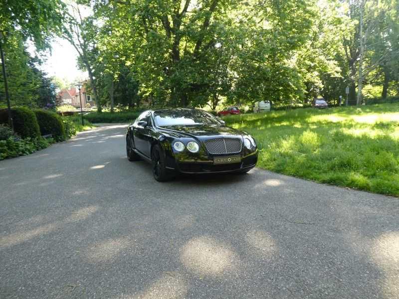 Bentley Continental GT 6.0 W12 afbeelding 21