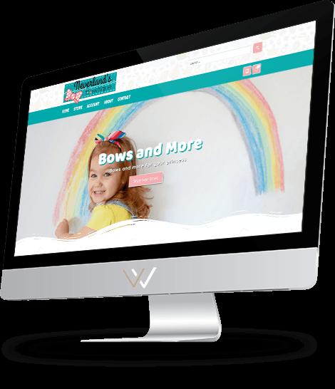 Website displayed on a desktop computer screen.