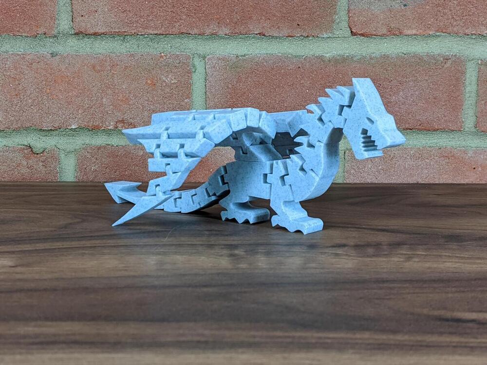 Flexi-Dragon - Ender 3