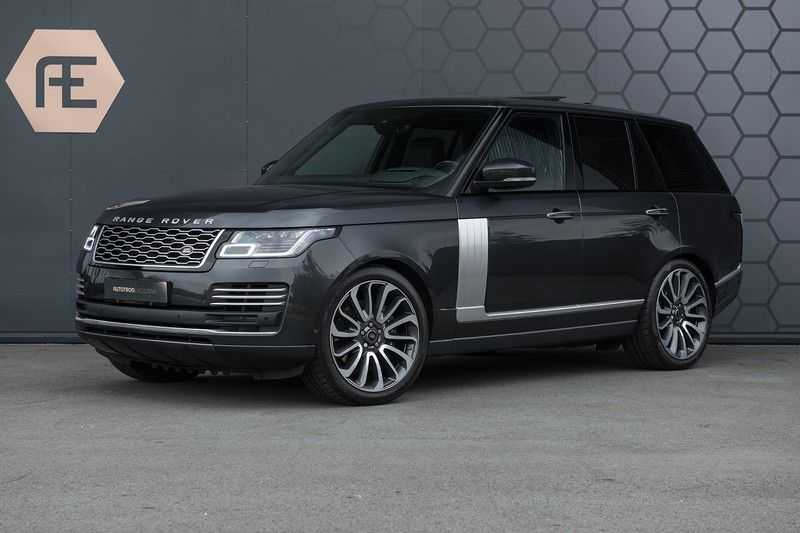 Land Rover Range Rover 4.4 SDV8 Autobiography Head Up, Adaptive Cruise Control, Gekoelde/ Verwarmde stoelen, Massage Functie afbeelding 1
