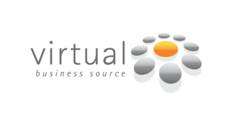 Virtual Business Source logo