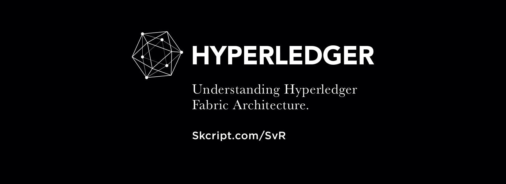 Hyperledger Fabric Architecture: Explained in detail