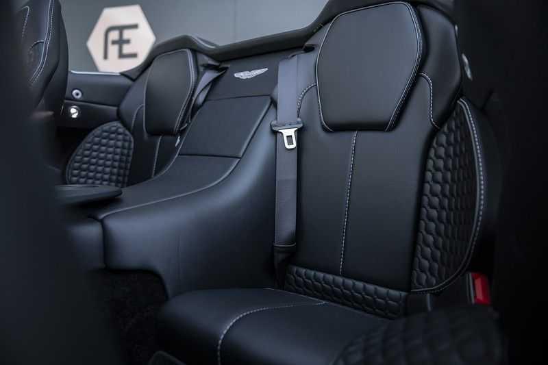 Aston Martin Vanquish Volante 6.0 V12 Touchtronic 2+2 1e eigenaar & NL Geleverd dealer onderhouden afbeelding 22