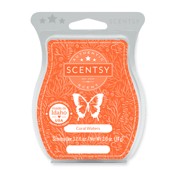 Picture of Coral Waters Scentsy Bar
