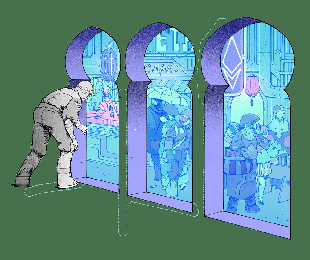 Bazaar Ethereum