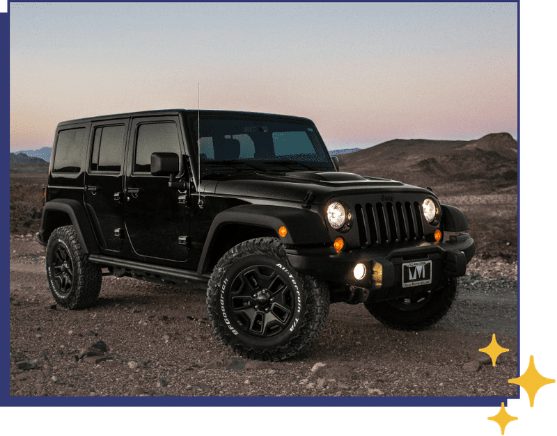 Smartcar API for Jeep