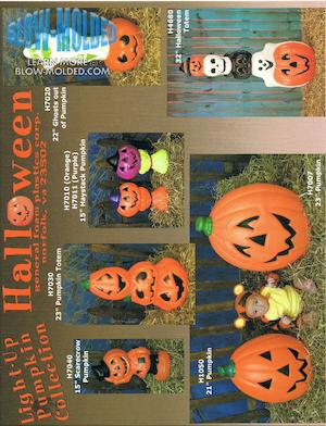 General Foam Plastics Halloween 2003 Catalog.pdf preview