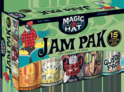 Jam Pak Cans-bottle