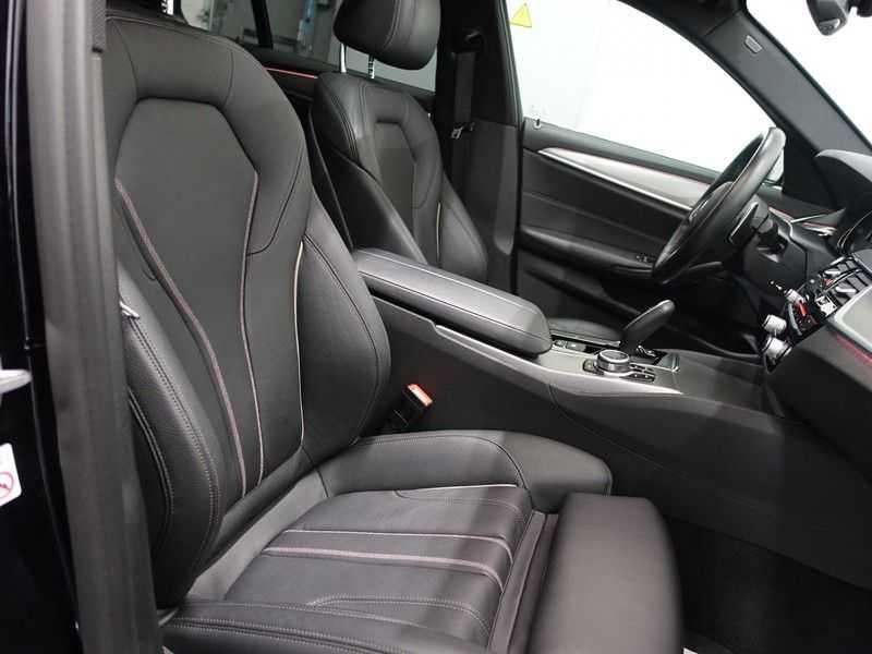BMW 5 Serie Touring 520i High Exe 210pk M- Perfomance Powerkit- Pano, Leer, Full afbeelding 2