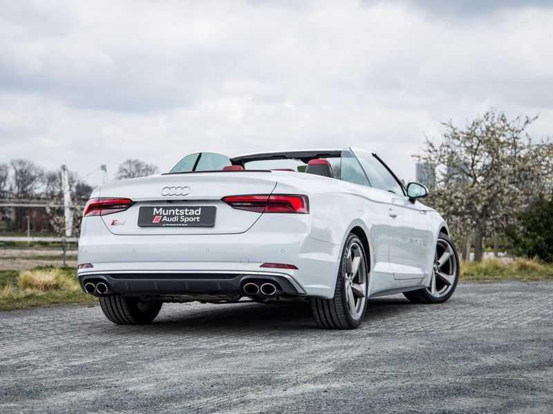 Audi S5 Cabriolet 3.0 TFSI S5 quattro Pro Line Plus 354PK | 2 x S-Line | Adapt.Cruise | Massage Stoelen | 360 Camera | afbeelding 10