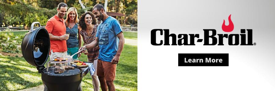 Char-Broil vs. Weber Review - Learn More
