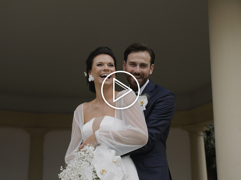 Kateřina a Jiří svatební video