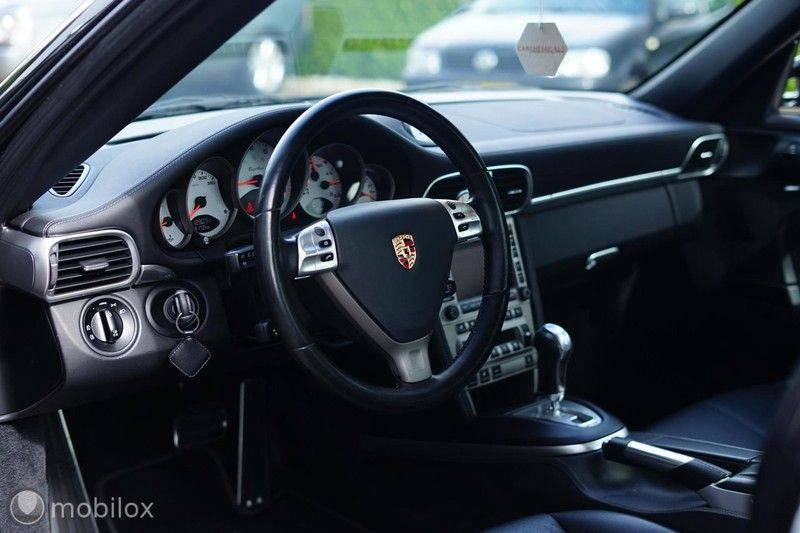 Porsche 911 997 3.6 Turbo   sport chrono afbeelding 16