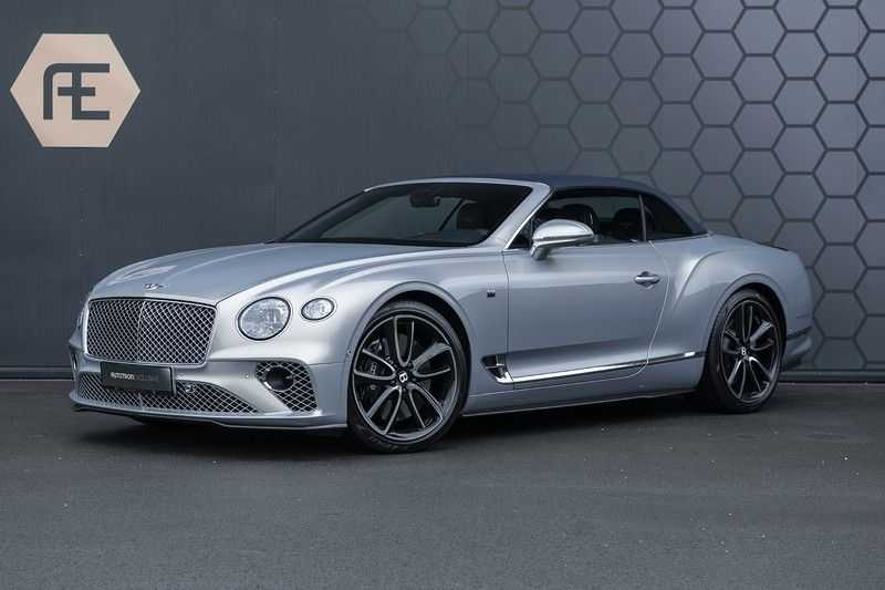 Bentley Continental GTC 6.0 W12 First Edition Full Carbon Exterior Pack, Naim Audio, Mulliner, Centenary Edition afbeelding 10